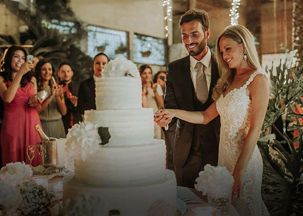 Sposi Dalila ed Enrico