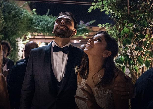 Sposi Anna e Fernando