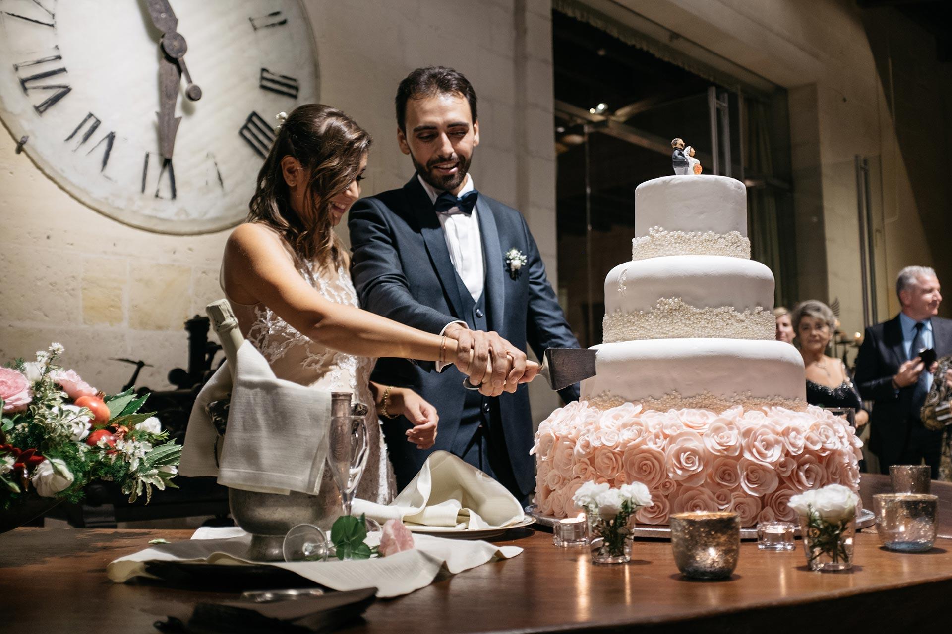 Anna e Fernando Sposi - Torre del Parco