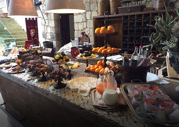 Breakfast Torre Del Parco