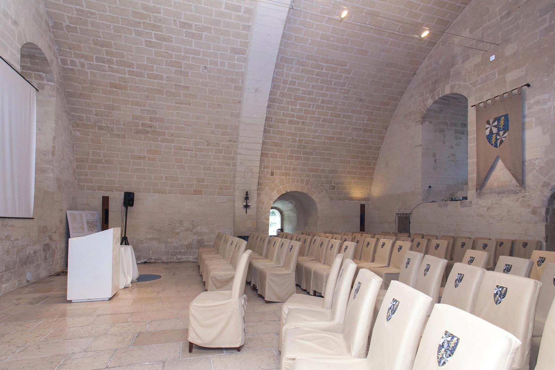 Sala delle Prigioni Torre Del Parco