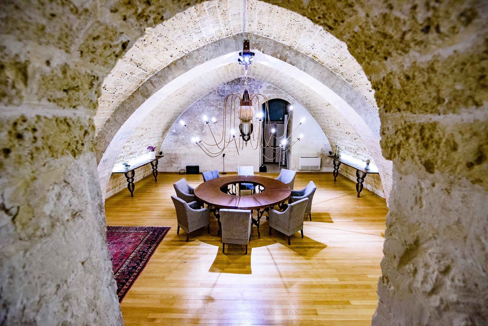 Sala Isabella D'Aragona Torre Del Parco