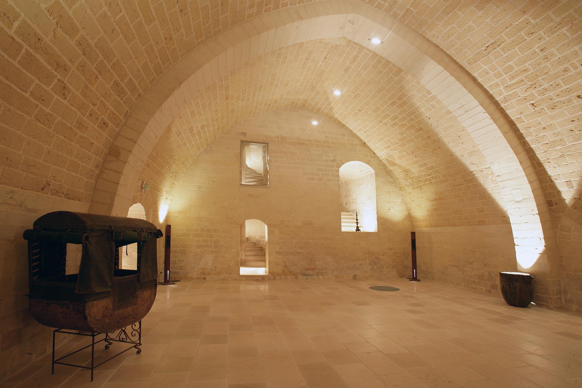 Sala delle Prigioni (gallery)